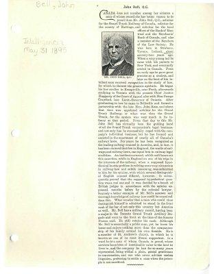 John Bell Q.C.