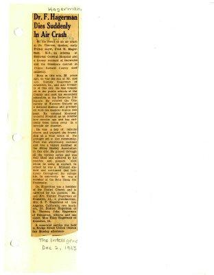 The Intelligencer, 2 Dec 1963