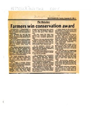 Farmers win conservation award