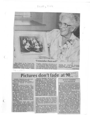Pictures don't fade at 90
