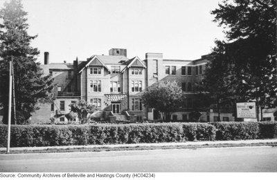 Belleville General Hospital