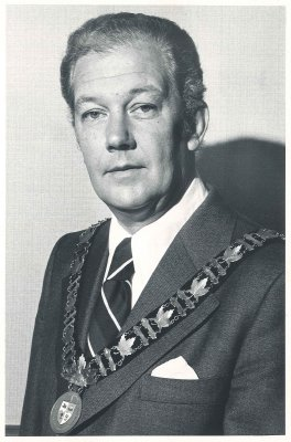 City of Burlington - Mayor George W. Harrington, Mayor 1968-1976