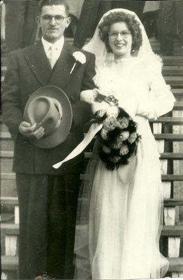 Mariage de / Wedding of Jean Giroux