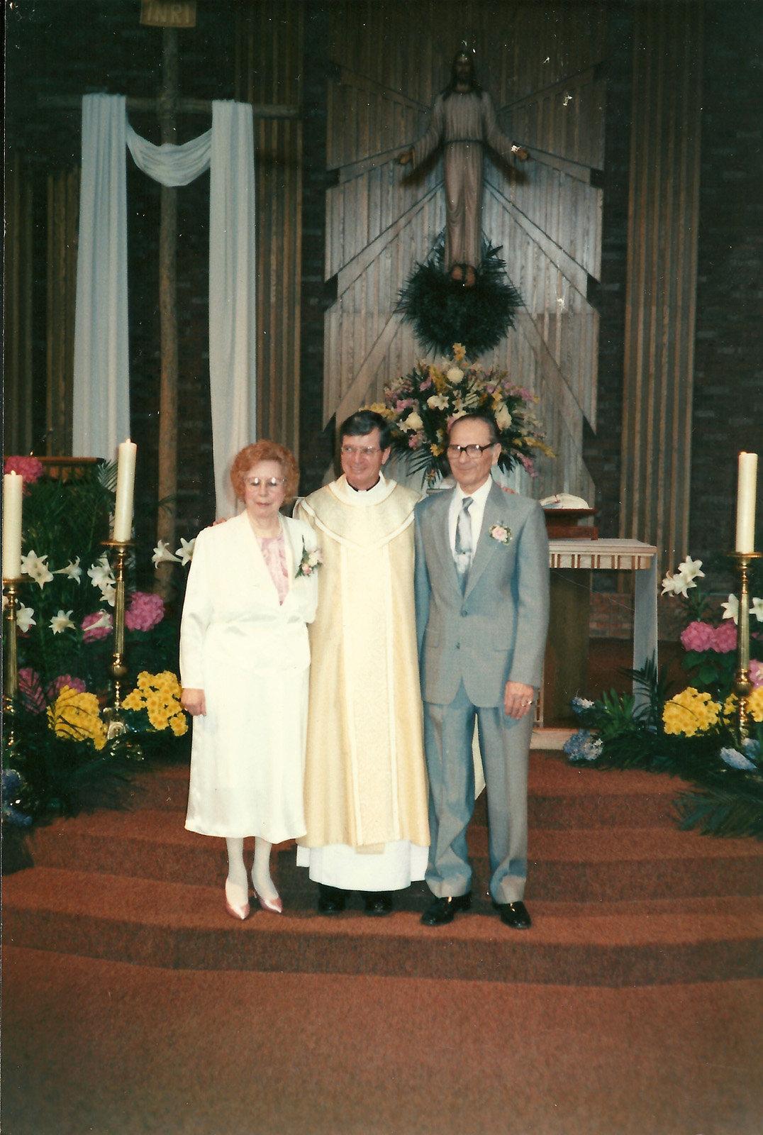 50e anniversaire de mariage de lucille jean baptiste for 50e anniversaire de mariage