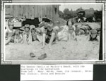 The Hannon Family at Malkin's Beach