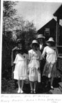 Miss Glynn, Mrs. McArthur, Mary Malkin, Annie and Helen McArthur