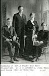 Wedding of Ettie White and Bert Flumerfelt