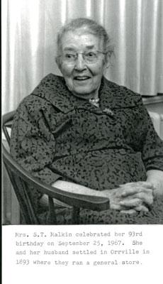 Mrs. S.T. Malkin