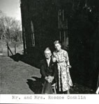 Mr. and Mrs. Roscoe Conklin