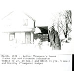 Arthur Thompson's House