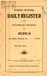School Register Collection