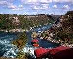 Ontario: Niagara Falls- Spanish Aero Car at the Whirlpool