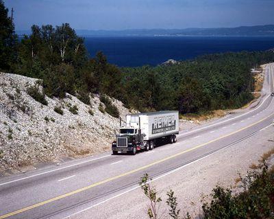REIMER truck, Lake Superior