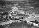 Photograph of bridge constuction