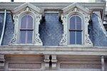 detail of windows