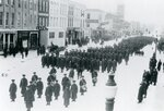 109th Battalion Parade, 1915-16