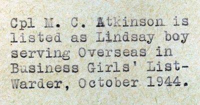 Atkinson, M.C.