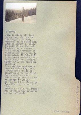 Page 154: Attridge, John Theodore