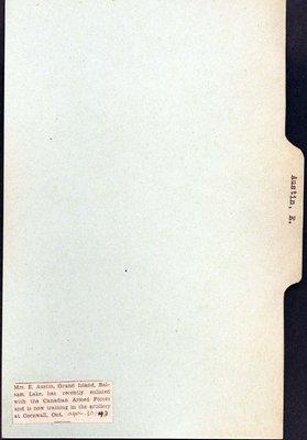 Page 155: Austin, E.