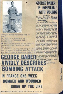 Page 169: Baber, George
