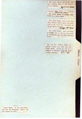 Page 191: Baker, Lloyd