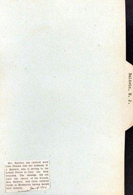 Page 199: Baldwin, H. J.