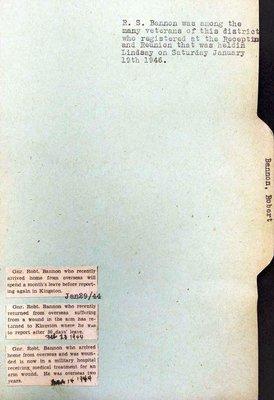Page 219: Bannon, Robert