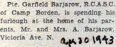 Barjarow, G.