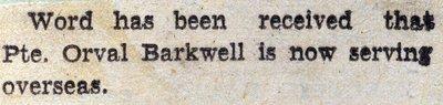 Barkwell, O.