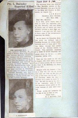 Page 246: Barnsley, Leonard Ross