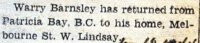 Barnsley, W.C.