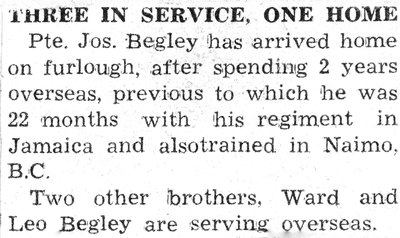 Begley, J.