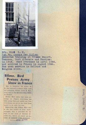Page 297: Bird, Irwin H.