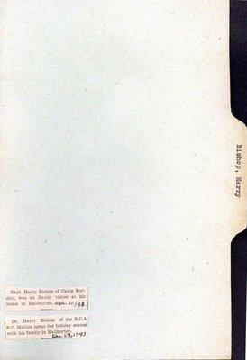 Page 299: Bishop, Harry