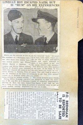 Page 83: Brennan, Harold James