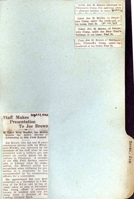Page 131: Brown, Joseph H.
