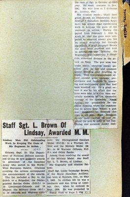 Pages 135-136: Brown, Leslie Talmadge
