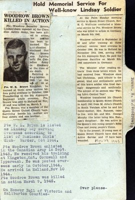 page 145: Brown, Woodrow Beverley