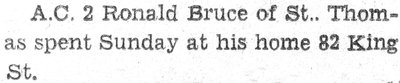 Bruce, R.