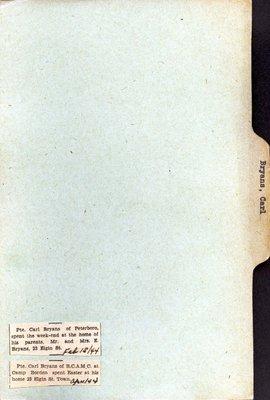 Page 149: Bryans, Carl