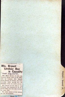 Page 151: Bryant, Samuel Frank