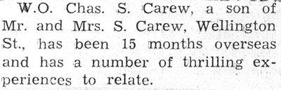 Carew, C.