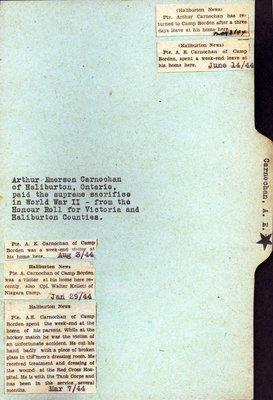 Pages 47-48: Carnochan, Arthur Emerson