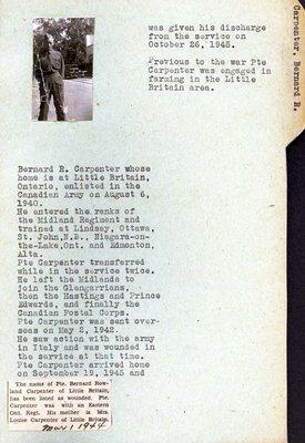 Pages 51-52: Carpenter, Bernard Rowland