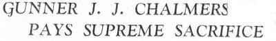 Chalmers, J.