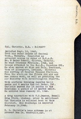 Pages 79-80: Christie, R. D.