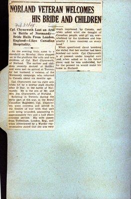 Pages 81-82: Chynoweth, Earl Carlton