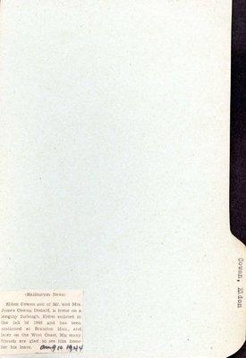 Pages 173-174: Cowan, Eldon