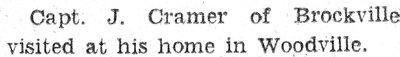Cramer, J.