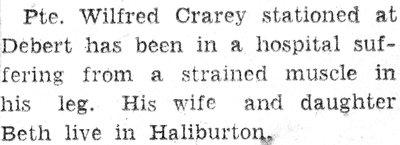 Crarey, W.